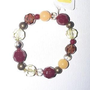 4/$12 💕 Stretch Beaded Bracelet